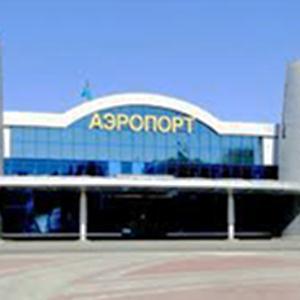 Аэропорты Аксарки
