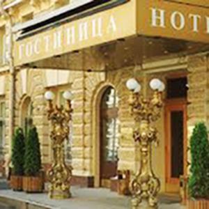 Гостиницы Аксарки