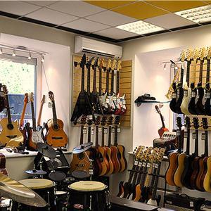 Музыкальные магазины Аксарки