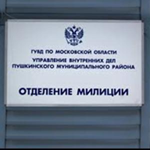 Отделения полиции Аксарки