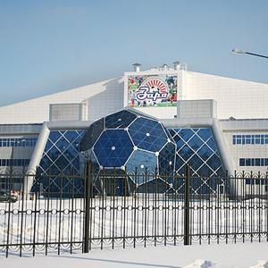 Спортивные комплексы Аксарки