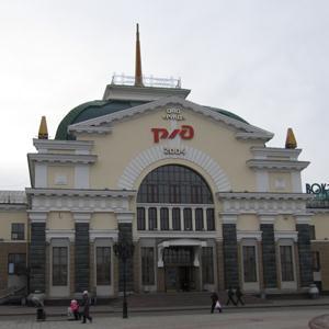 Железнодорожные вокзалы Аксарки